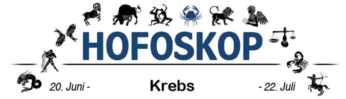 Hofoskop: Krebs (20.06.-22.07.)