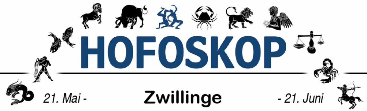 Hofoskop: Zwillinge (21.05.-21.06.)