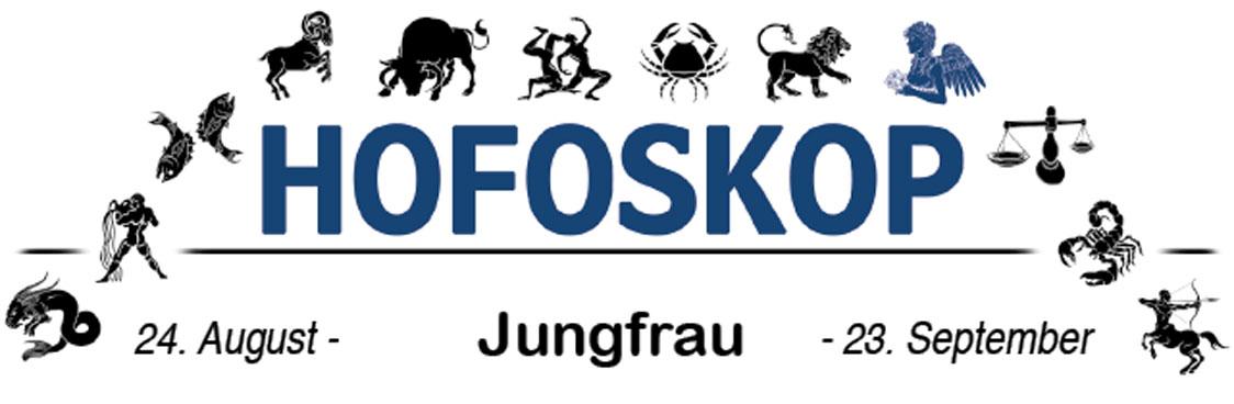 Hofoskop: Jungfrau (24.08.-23.09.)